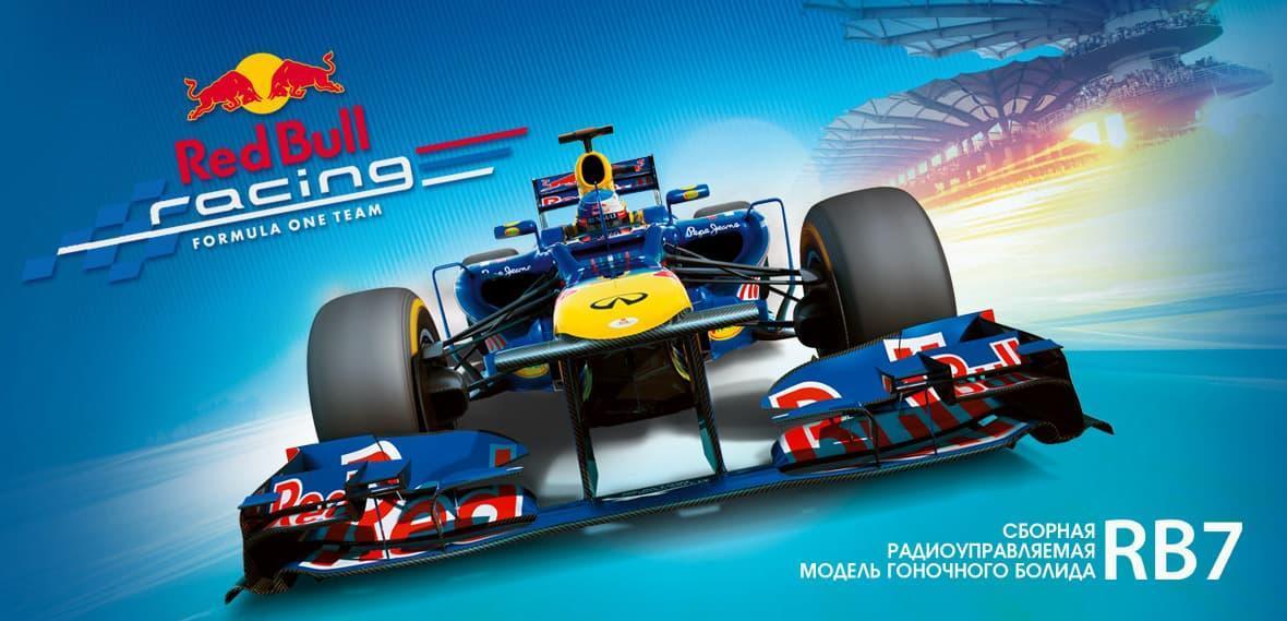 Формула 1 сборная модель де агостини