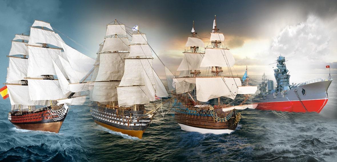 коллекция «кораблестроение» де агостини смотреть фото